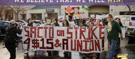 Image of Fight for $15 and a Union