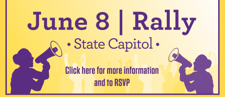Image of June 8 Rally, RSVP here