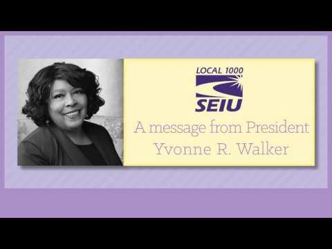 A Strike Authorization Message from President Yvonne R. Walker
